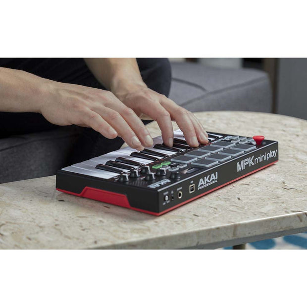 Akai MPK Mini Play Controller Keyboard