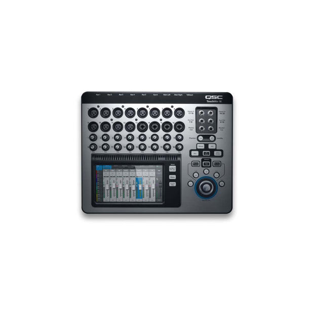 QSC TouchMix-16 (22-Channel) Compact Digital Mixer