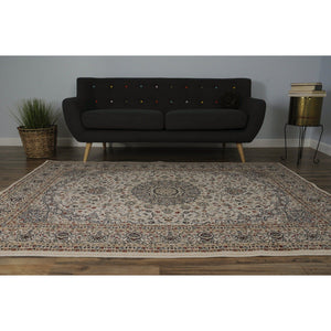 Floral Oriental Area Rug Bedroom Living Room Rugs 5 x 8 Area Rugs Wool 6 x 9