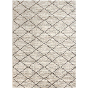 Matrix Sand Diamond Pattern Rug