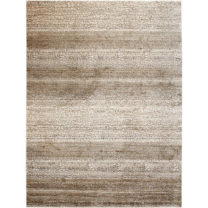 Matrix Line Soft Rug - Brown