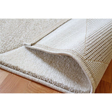 Grey and Beige Soho Dimond Home Area Rug - Submarine
