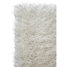 Luxury Shaggy Lama Area Rug - Chrome White - movaloom