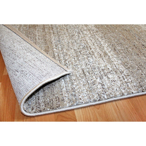 Matrix Line Soft Rug - Brown - movaloom