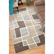 Matteson Andres Area Rug - Brown - movaloom