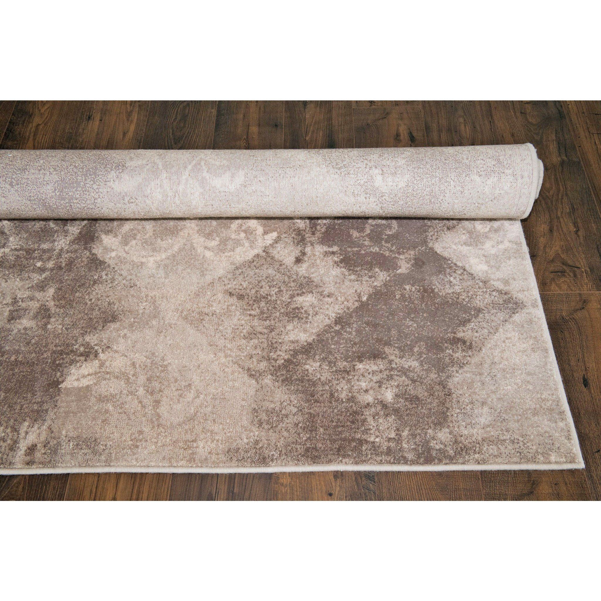 Details About Modern Rug Contemporary Area Rugs Large Wool 5x8 Vintage Room Carpets Soft Sizes