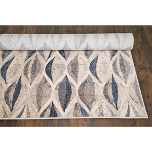 Vintage Abstract Line Area Rug - movaloom