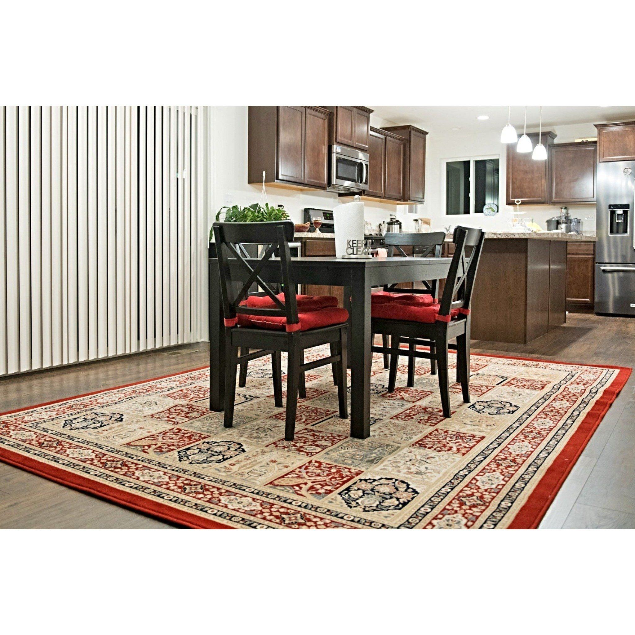 Bold And Highest Quality Wool Floral Area Rug Buy Online
