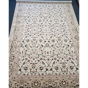 Beautiful Floral Wool Rug Area Rugs
