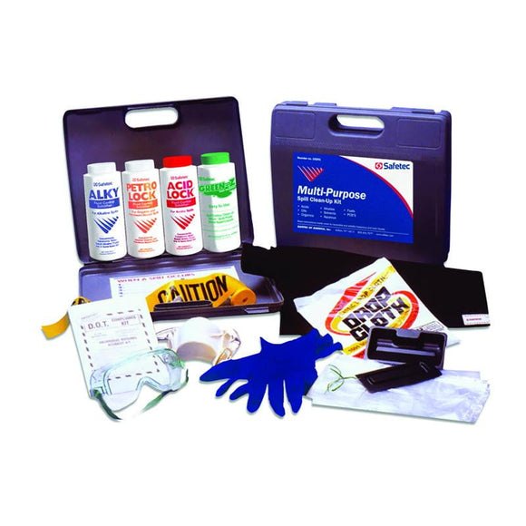 Multi Purpose Spill Kit - Spill Kit - Safe Tec - statina.com.au