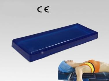 Chest and Hipbone Pads - Gel Positioner - SupraMed - statina.com.au