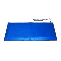 Foldable Crash Mat with Sensor