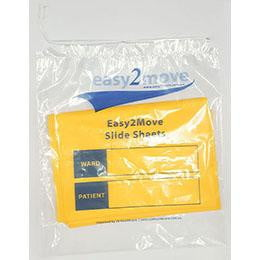 Easy2Move SPU Slide Sheets - Individually Bagged - Box of 50