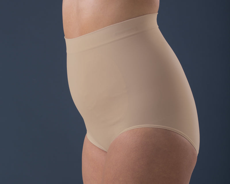 Corsinel Medium Support Underwear Female, High - Ostomy Support Underwear - Corsinel - statina.com.au