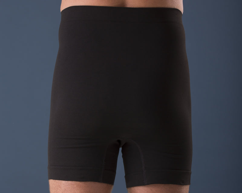 Corsinel Medium Support Underwear Male, High - Ostomy Support Underwear - Corsinel - statina.com.au