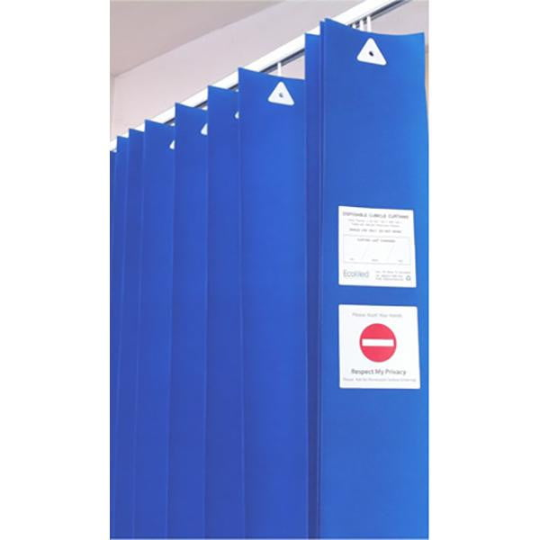 EcoMed Disposable Curtains