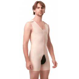 Male Body Suit, Stage 1, Mid Thigh