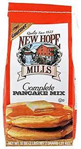Complete Restaurant Style Pancake Mix