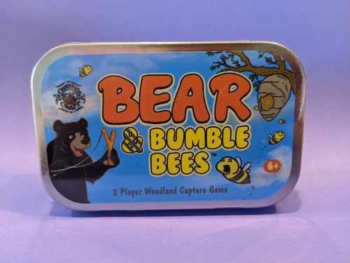 Bear and Bumblebees Game