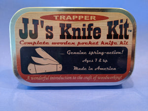 JJs Pocket Knife Kit