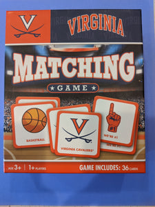 Virginia Matching Game