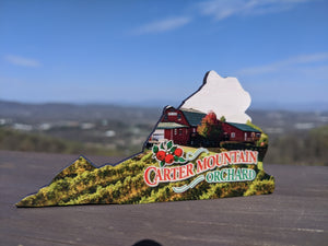 Carter Mountain VA Magnet
