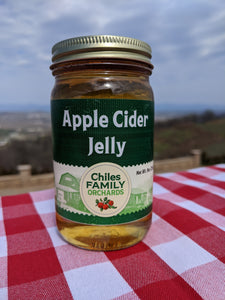 9oz Apple Cider Jelly