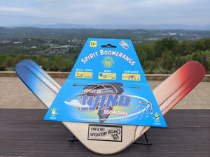 Spirit of the Wind Boomerang