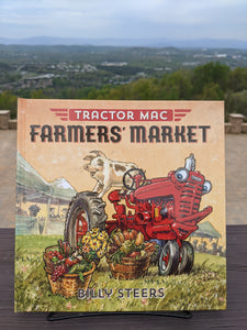 Tractor Mac Farmers Market Book