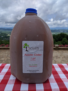 Apple Cider- Gallon