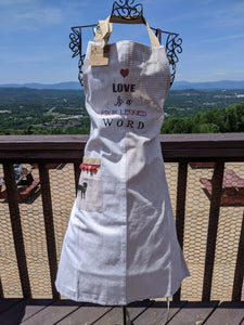 Aprons-Multiple Designs!