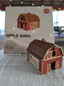 Logo Apple Barn Figurine