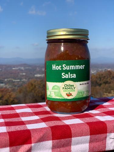 Hot Summer Salsa