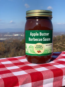 16oz Apple Butter Barbecue Sauce