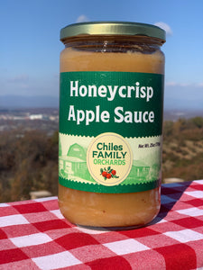 25oz Honeycrisp Apple Sauce