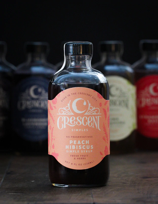 Crescent Simple Syrup