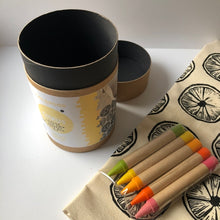 Color-Your-Own Market Tote