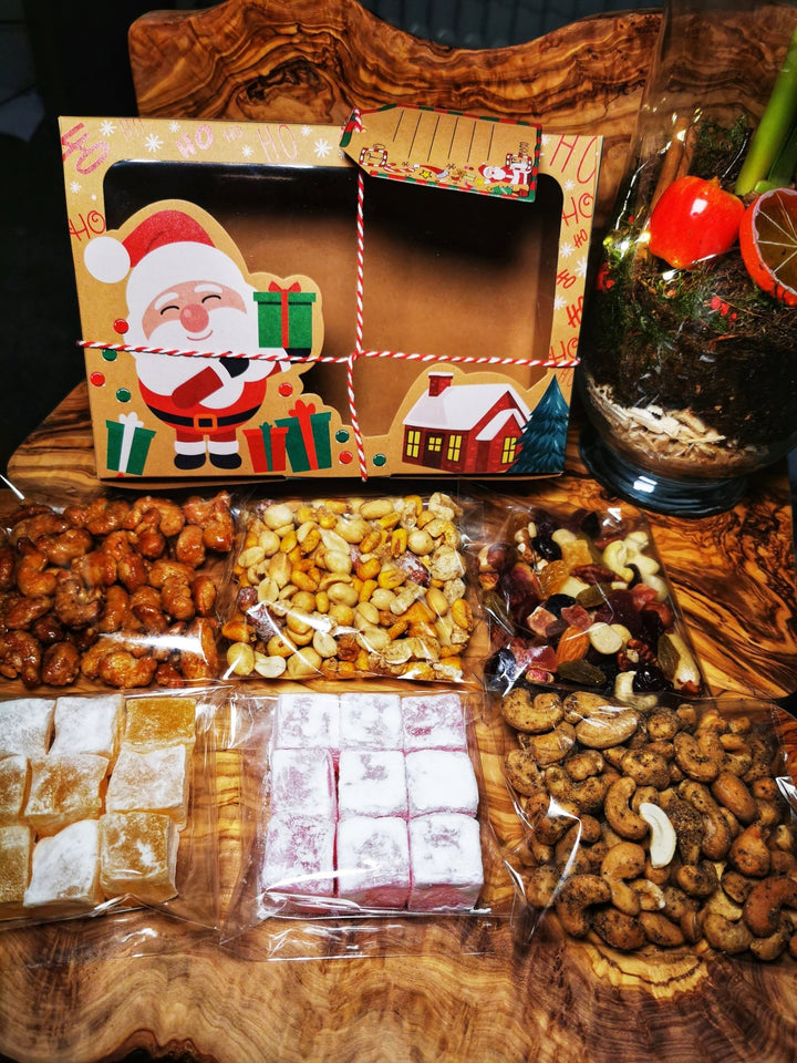 Christmas eve snack box - Mediterranean Gourmet Company