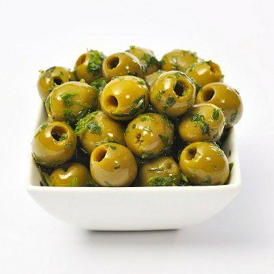 Lemon and Herbs Olives - Mediterranean Gourmet Company