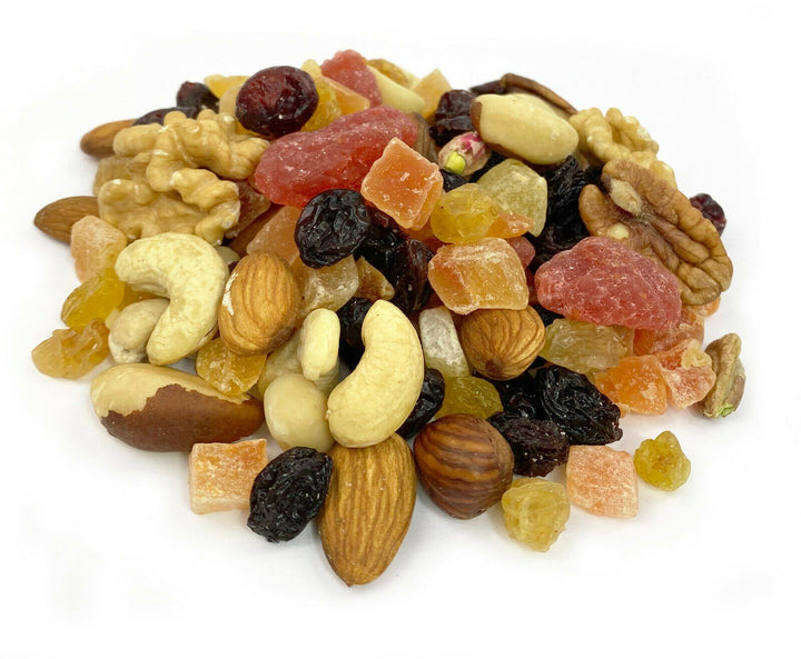 Mixed Berry's and Nuts - Mediterranean Gourmet Company
