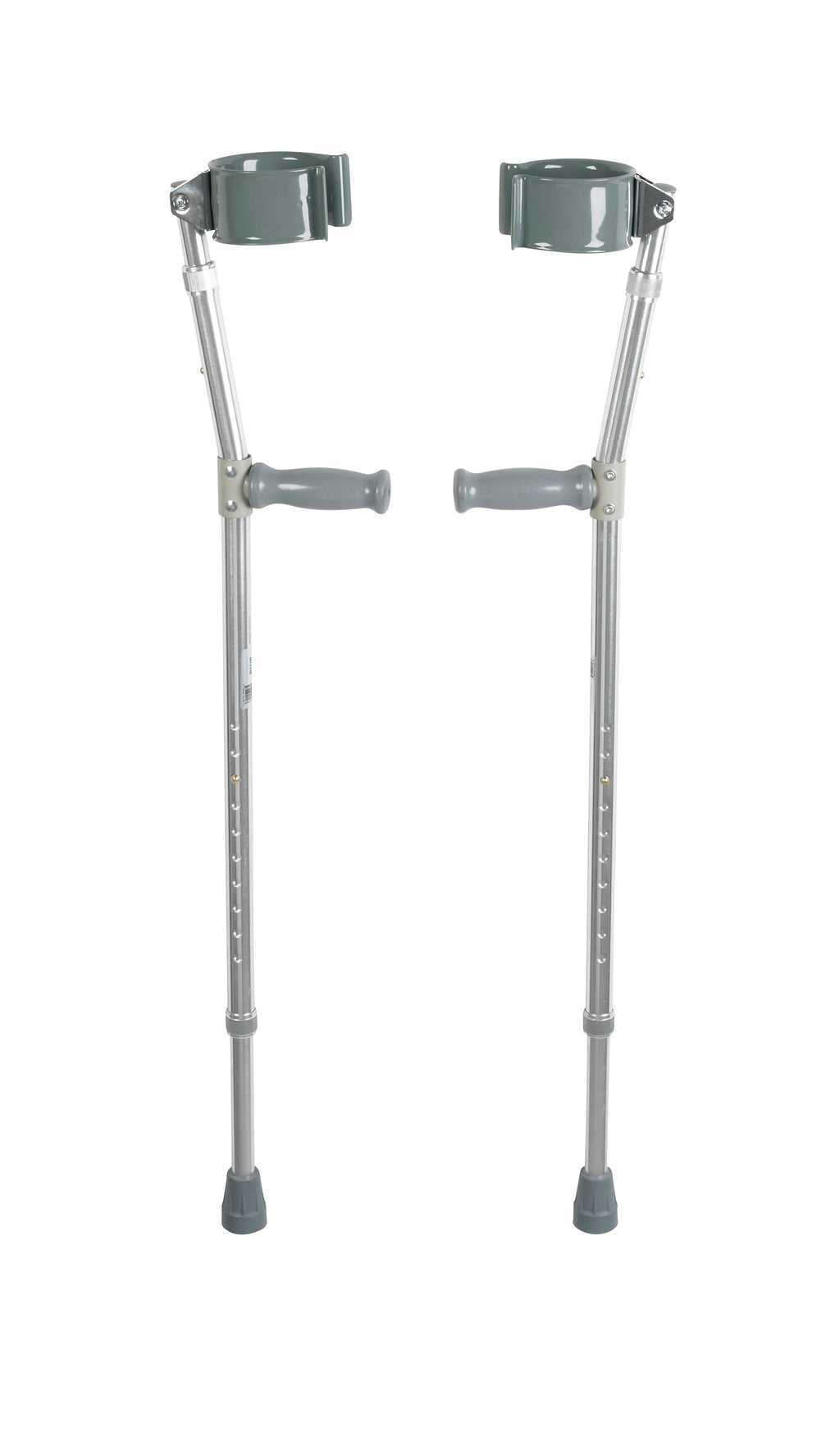Lightweight Walking Forearm Crutches, 1 pair