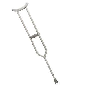 Bariatric Heavy Duty Walking Crutches, 1 Pair