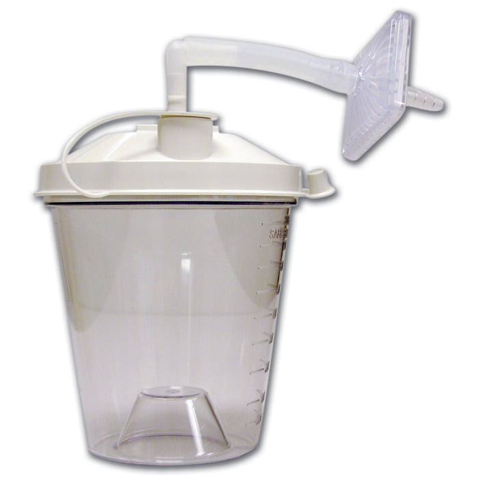 Disposable Suction Canisters