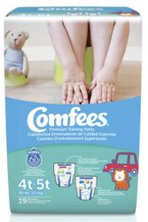 Comfees® Moderate Absorbency Pull On Training Pants