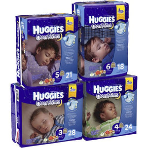 KC Huggies® Overnite Diaper