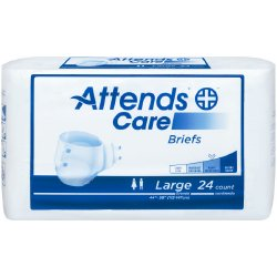 Attends®Care Moderate Absorbency Incontinent Brief