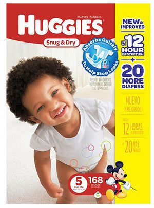 Huggies® Snug & Dry Diaper
