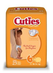 Cuties® Diaper