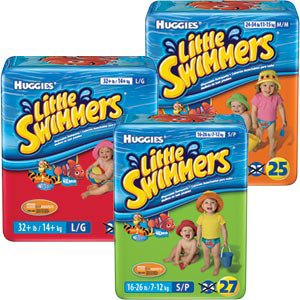 KC Huggies® Little Swimmers® Swim Diaper