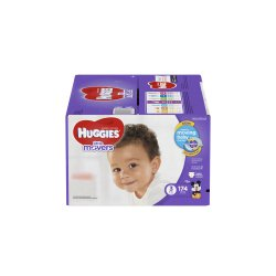 Huggies® Little Movers Plus Diapers